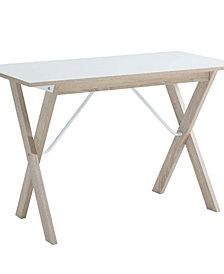 Modway Expanse Wood Writing Desk