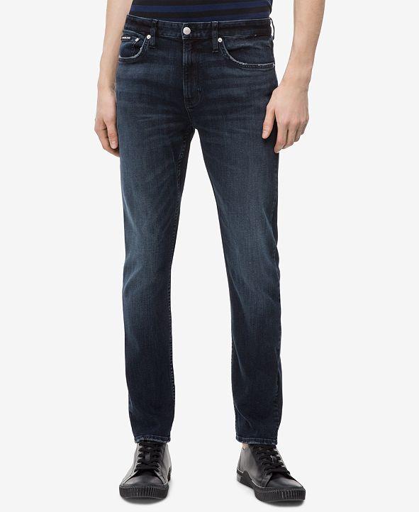 Calvin Klein Jeans Men's Slim-Fit Jeans