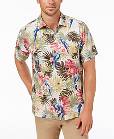 Tommy Bahama Men's Marino Paradise Silk Shirt