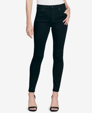 Jessica Simpson Juniors' Curvy High-Rise Skinny Jeans 6610186
