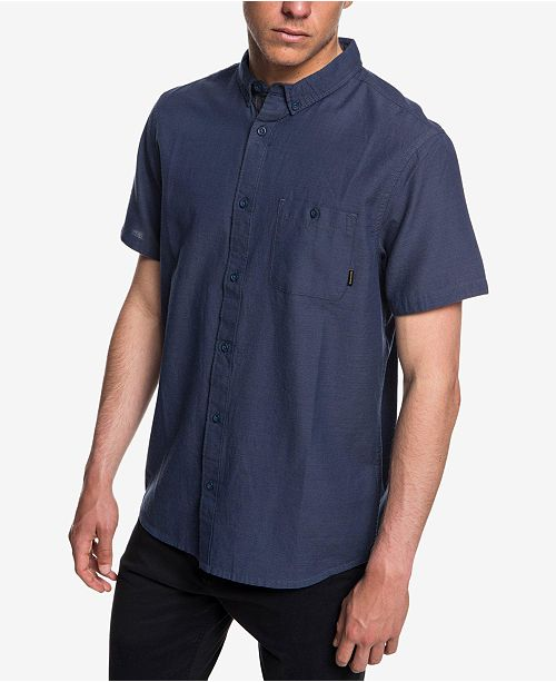 Quiksilver Men's Waterfalls Shirt