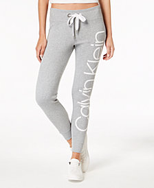 Calvin Klein Performance French Terry Logo Joggers