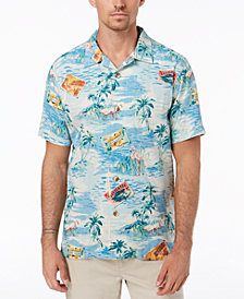 Tommy Bahama Men's Destination: Florida Printed Shirt