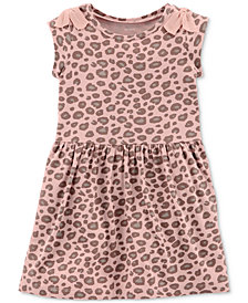 Carter's Toddler Girls Leopard-Print Dress