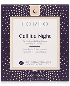 FOREO Call It A Night UFO Activated Masks, 7-Pk.