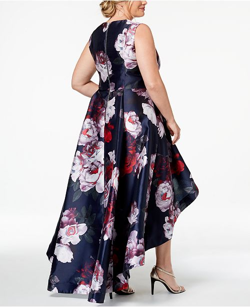 ea4465a66ac High Low Dresses Formal Plus Size - Dress Foto and Picture