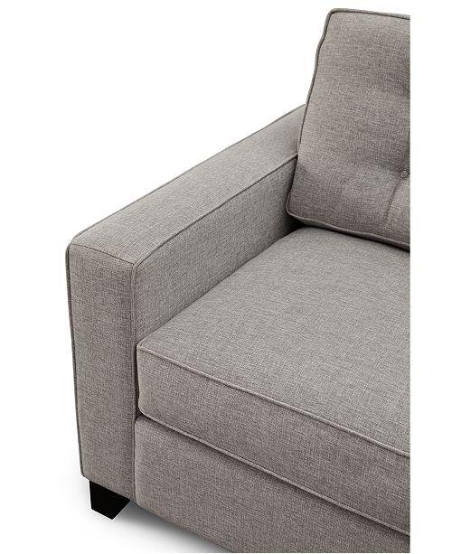 Furniture Clarke Ii 93 Quot Fabric Estate Sofa Created For