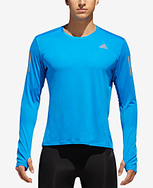 adidas Men's Response ClimaCool® Camo-Print Long-Sleeve Shirt