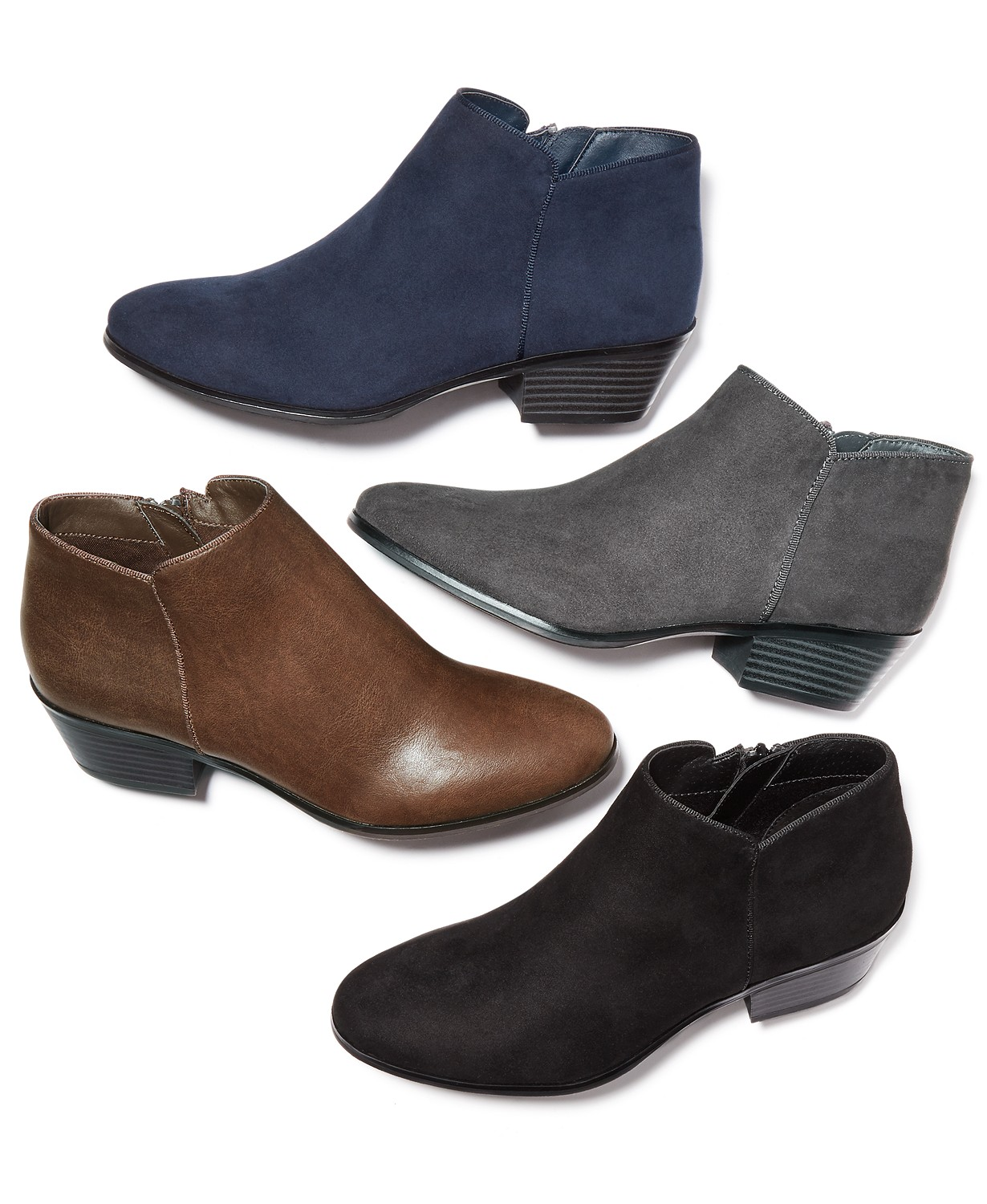 Save 28% on Style & Co Wileyy Ankle Booties