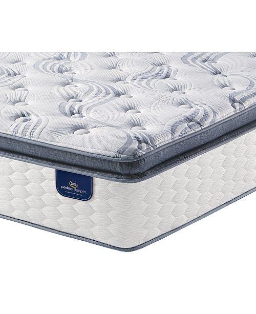 Serta Perfect Sleeper 13.75'' Broadview Plush Pillow Top Mattress Collection