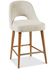 Nola Counter Stool, Quick Ship