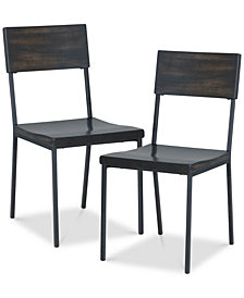 Tacoma Dining Chair (Set of 2), Quick Ship