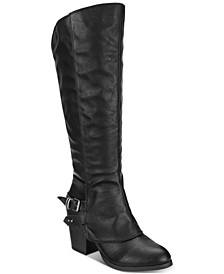 Emilee Wide-Calf Boots, Created For Macy's