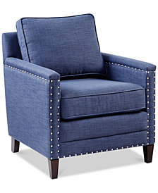 Cheshire Accent Chair, Quick Ship