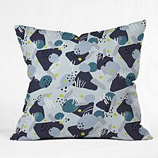 Deny Designs Mareike Boehmer Playground Diversity Throw Pillow