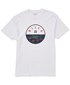 Billabong Men's Rotor Fill Graphic T-Shirt