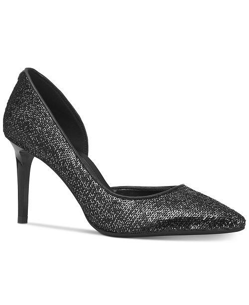 9a1470221c78 Michael Kors Dorothy Flex d Orsay Pumps   Reviews - Pumps - Shoes ...