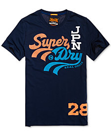 Superdry Men's Triple Swoosh T-Shirt