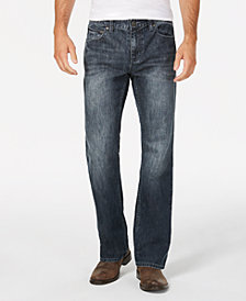 I.N.C. Men's Harvey Relaxed-Fit Jeans, Created for Macy's
