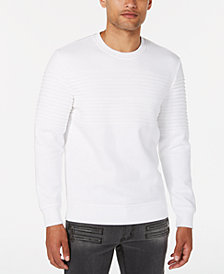 I.N.C. Men's Crew Neck Sweatshirt, Created for Macy's