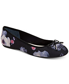Alfani Women's Step 'N Flex Aleaa Ballet Flats, Created for Macy's