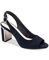 e77ee0676cb8 Alfani Women s Step  N Flex Florraa Slingback Peep-Toe Dress Sandals