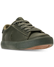 Polo Ralph Lauren Boys' Easten Casual Sneakers from Finish Line