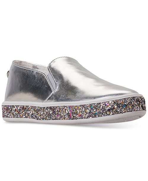 3ce1732d5b3 Steve Madden Little Girls  J-Gloree Casual Sneakers from Finish Line ...