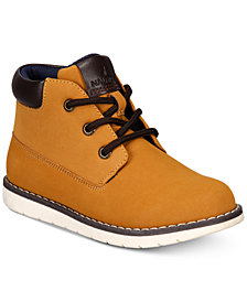 Nautica Little & Big Boys Plot Casual Boots