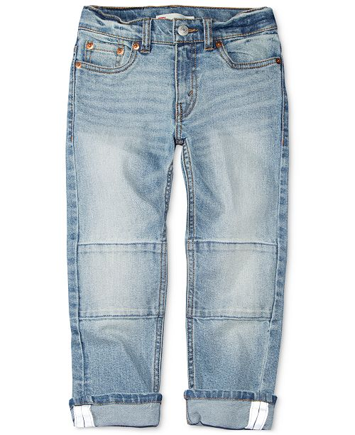 d707f045b Levi's Little Boys Made to Play Jeans; Levi's Little Boys Made to Play ...