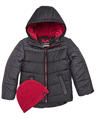 Kids Puffer Jackets ONLY $15.9...