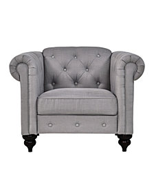 S2G Elizabeth Chair Fog