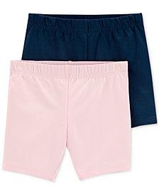 Carter's Toddler Girls 2-Pack Shorts Set