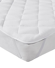 JLA Home Sleep Philosophy Cooling and Warm Reversible Mattress Pad Collection