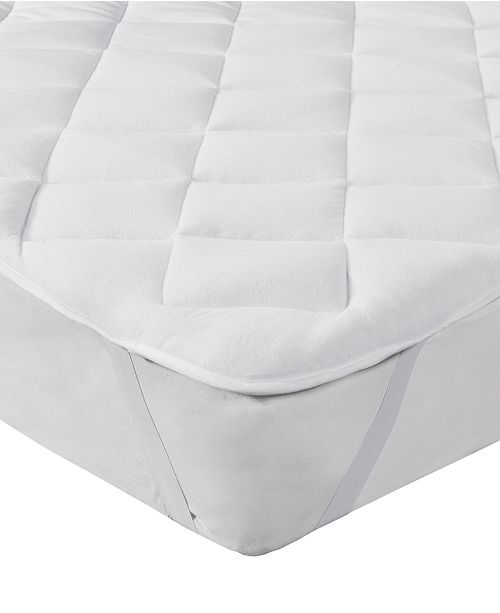 Sleep Philosophy Cooling and Warm Queen Reversible Mattress Pad