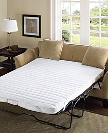 Frisco Full Waterproof Quilted Microfiber Sofa Bed Pad