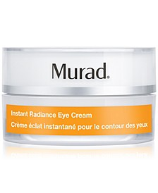 Instant Radiance Eye Cream, 0.5-oz.