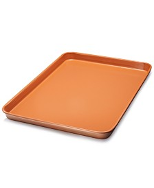 "Gotham Steel Nonstick 17.5"" x 12.5"" Cookie Tray"