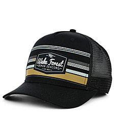 Top of the World Wake Forest Demon Deacons Top Route Trucker Cap