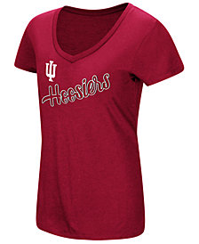 Colosseum Women's Indiana Hoosiers Big Sweet Dollars T-Shirt