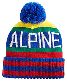 Polo Ralph Lauren Men's Downhill Skier Beanie