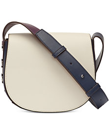 DKNY Bedford Saddle Crossbody, Created for Macy's