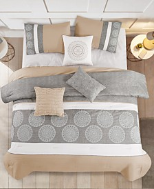 CLOSEOUT! Tindo 7-Pc. Comforter Sets