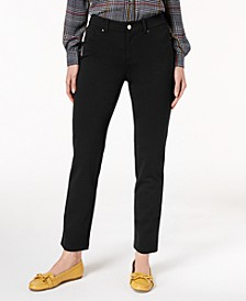 Windham Ponte Stretch Pants, Created for Macy's