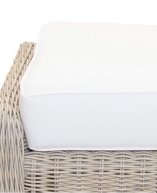 Furniture Willough Outdoor Ottoman Replacement Sunbrella® Cushion
