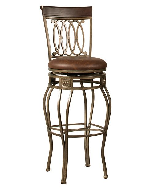 Hillsdale Montello Swivel Counter Stool