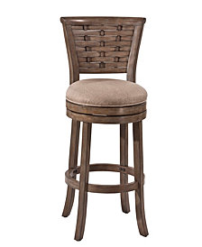 Thredson Swivel Counter Stool