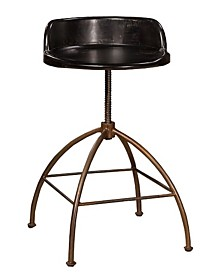 Bridgewater Adjustable Stool