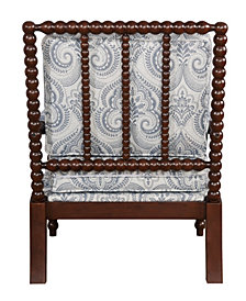 Trina Spindle Wood Frame Chair