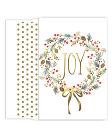 Masterpiece Studios Joy Wreath Boxed Cards